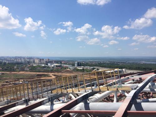 УК Антико Стадион Самара панорама
